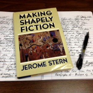 Making Shapely Fiction (1991) and a draft of this blog post