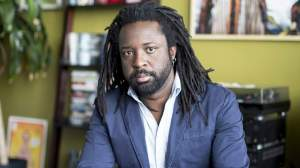 Marlon James / macalester.edu