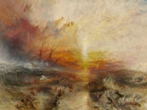 "J.M.W. Turner's ""The Slave Ship"" (1840) / Museum of Fine Arts, Boston"